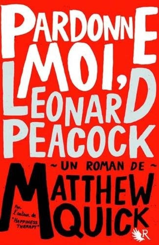 Couverture Pardonne-moi, Léonard Peacock