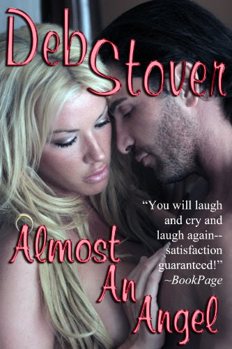 Almost An Angel by Deb Stover