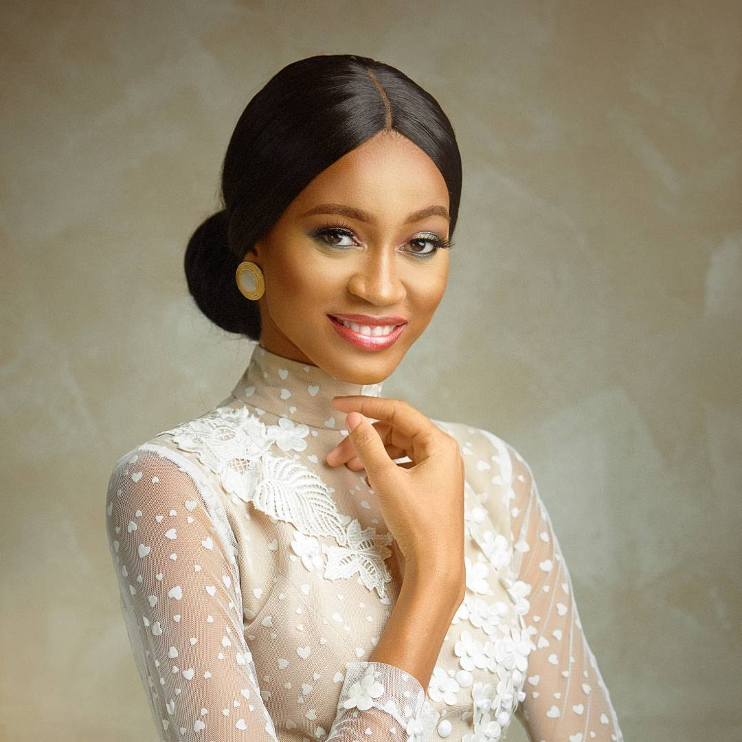 Miss Nigeria, Ugochi, Wins Model Challenge At Miss World 2017 & Advances To Top 40