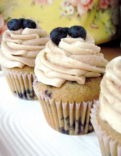 Blueberry Pancake Cupcakes, Your Cup of Cake