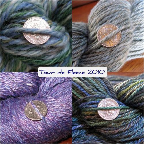 Tour de Fleece 2010