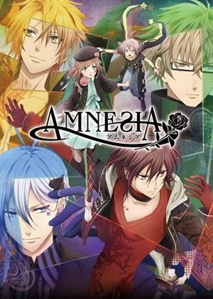 Amnesia [12/12] [HD] 100MB [Sub Español] [MEGA]