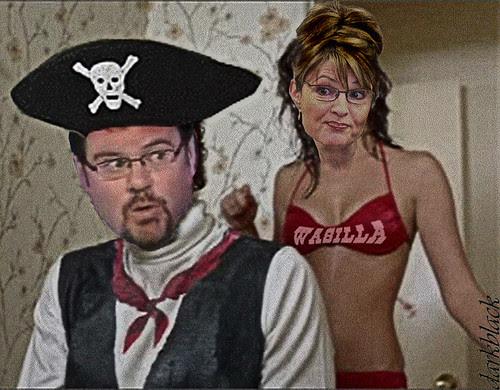 Vast Crimes on Goldberg's Thigh