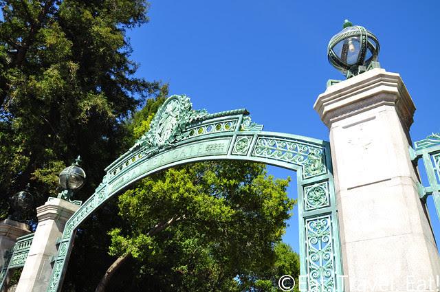 UC Berkeley, Berkeley, CA- Sather Gate