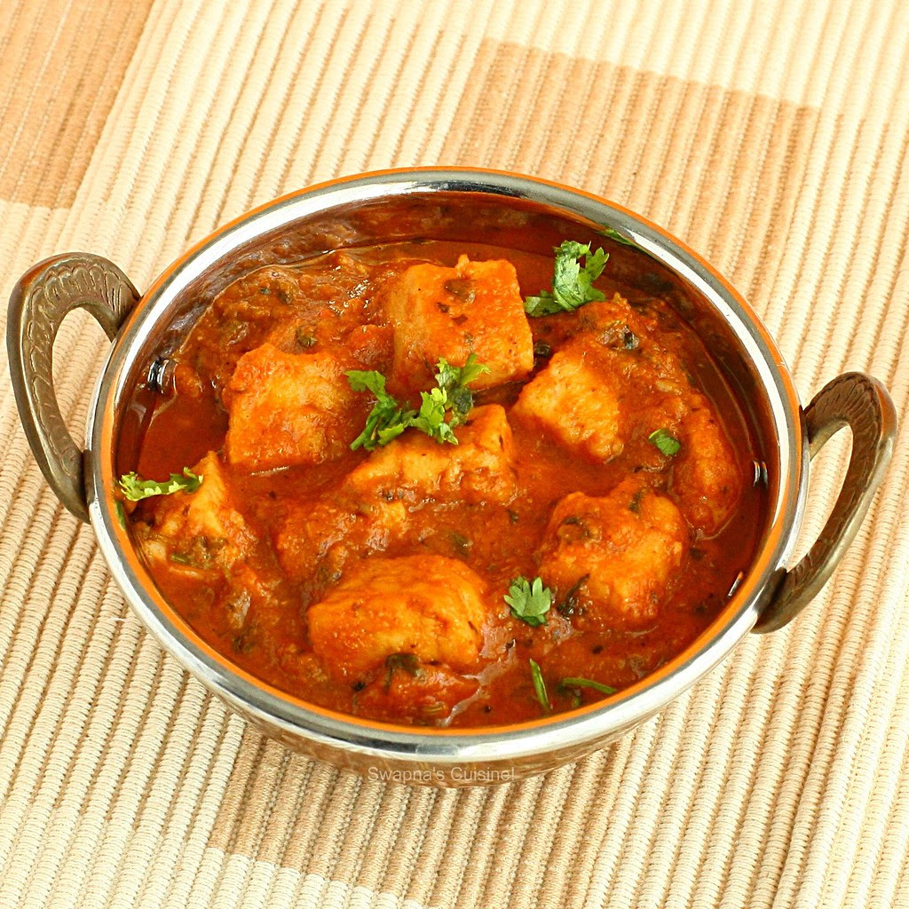 Paneer Tomato Curry Picture