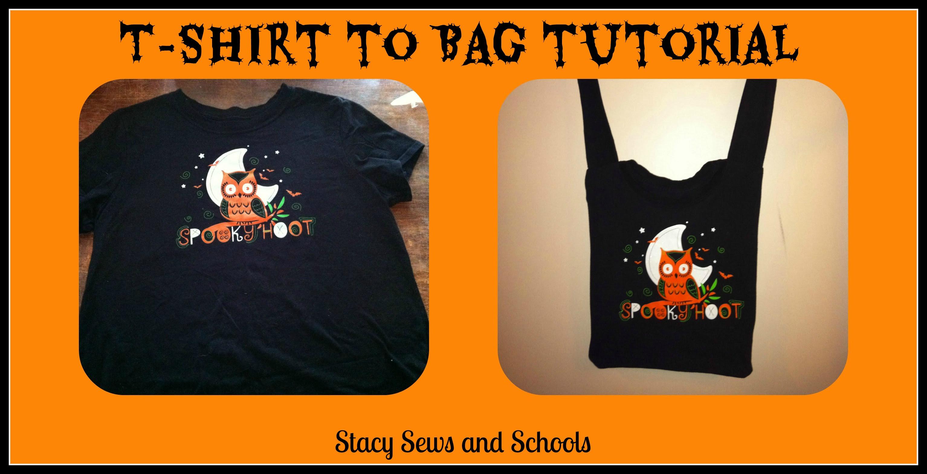 Tshirt to Bag