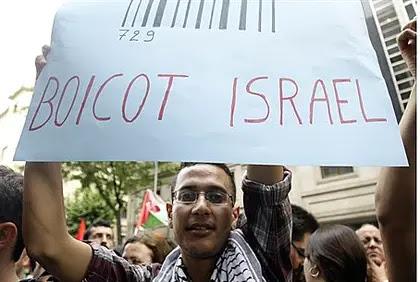 Anti-Israel boycott campaigners