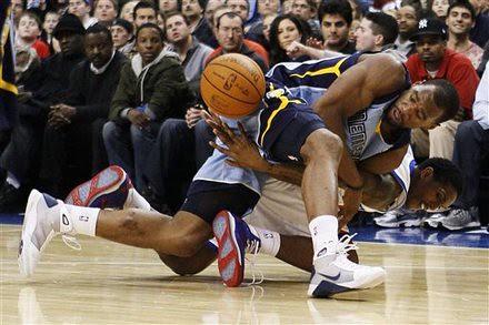 Grizzlies 76ers Basketball