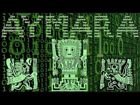 IDIOMA AYMARA ¿origen de la computación cuántica? | Rusbel Mollo