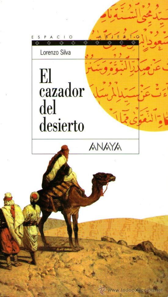 Resultado de imagen de el cazador del desierto portada