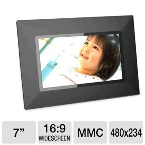 Giinii Gn702w 7 Digital Picture Frame 169 Widescreen 128 Mb
