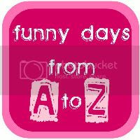 Funny Days From A to Z