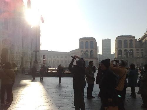 Turisti per il Duomo by durishti