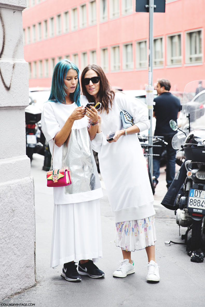 Milan_Fashion_Week_Spring_Summer_15-MFW-Street_Style-White-Sneakers-