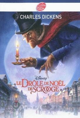 Couverture Le drôle de Noël de Scrooge / Un chant de Noël