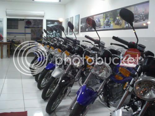 Concessionária Suzuki Sotebra Motos em Garça-SP