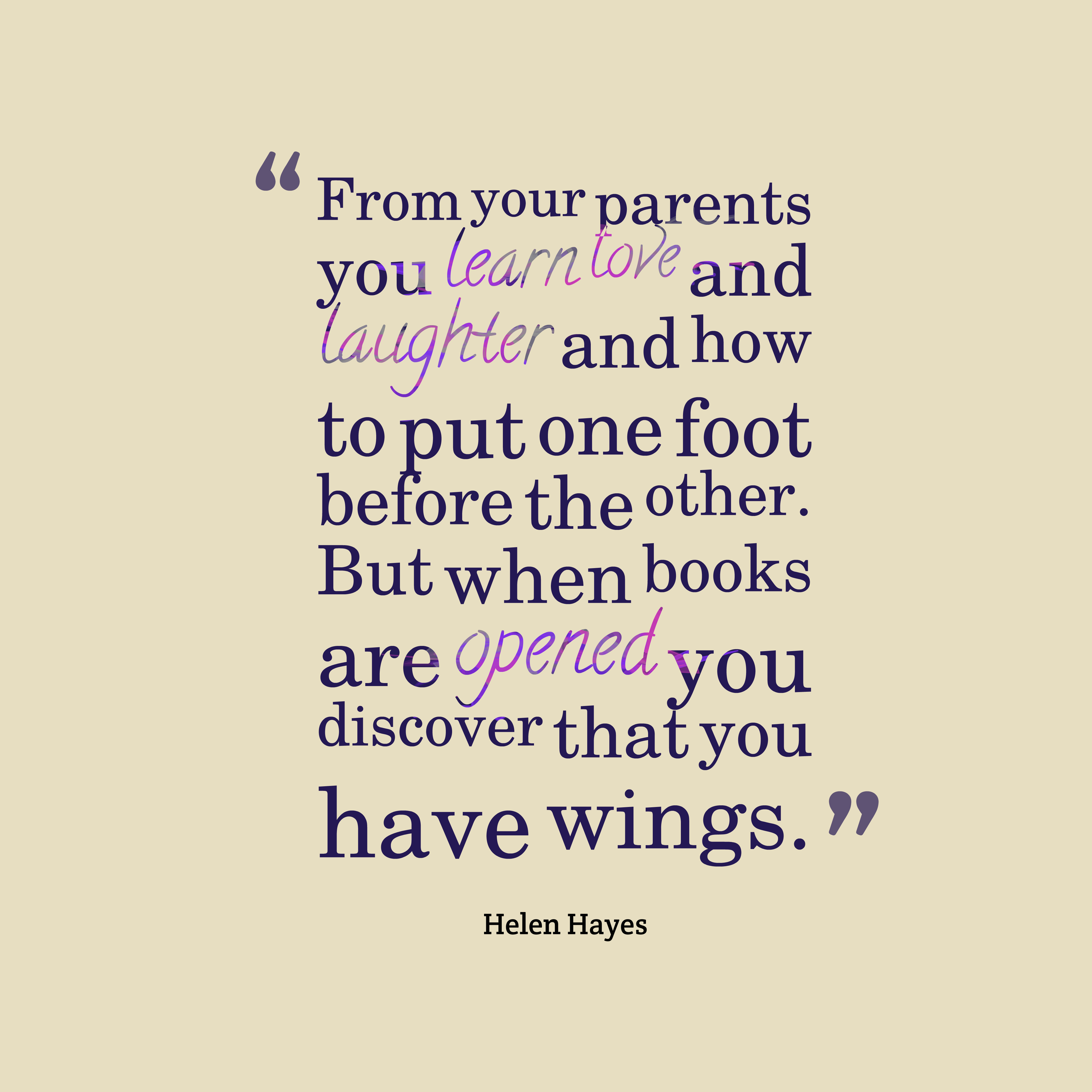 Quotes About Parenting Your Parents 40 Quotes