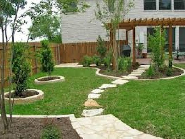 Easy landscaping ideas for small backyards