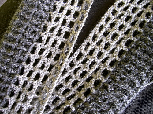 Latest crochet project