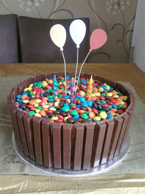 year  sons birthday cake party birthday