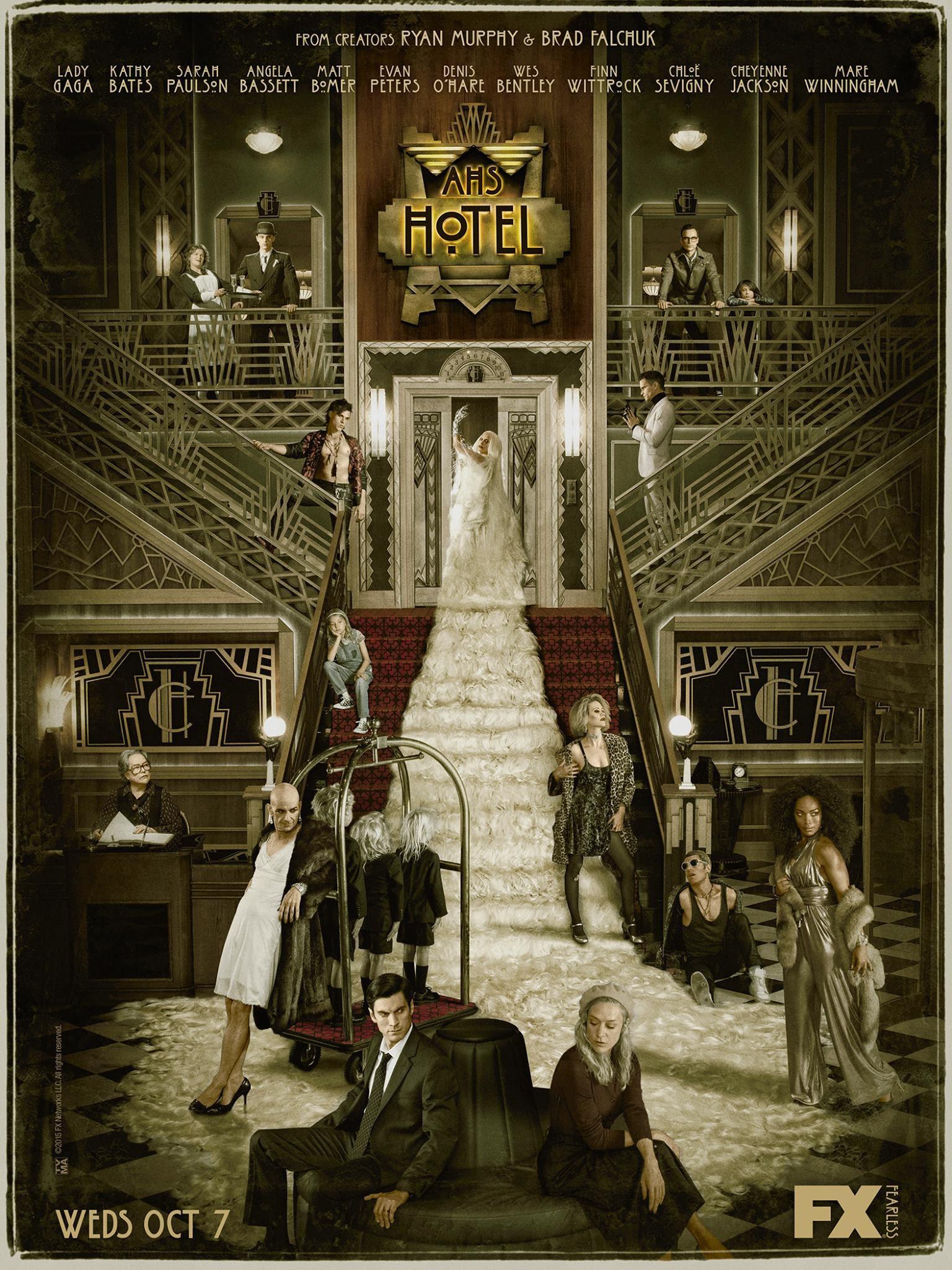 Resultado de imagem para american horror story Hotel