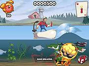 Jogar Super dynamite fishing Jogos