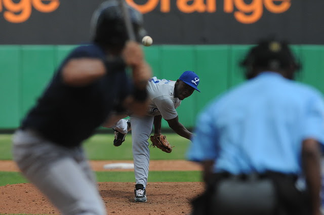 Figaro Alfredo - Licey vs Yankees