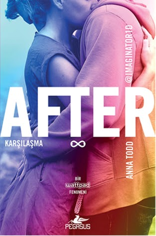 Kitap Yorumu: After - Karşılaşma | Anna Todd (After, #1)