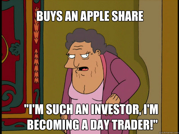 I own one share of Facekajigger so I'm entitled to some ...
