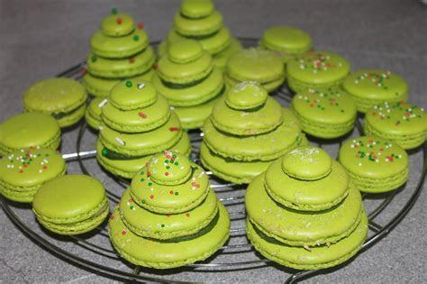 Macarons de Noël     Chut!!! Je cuisine
