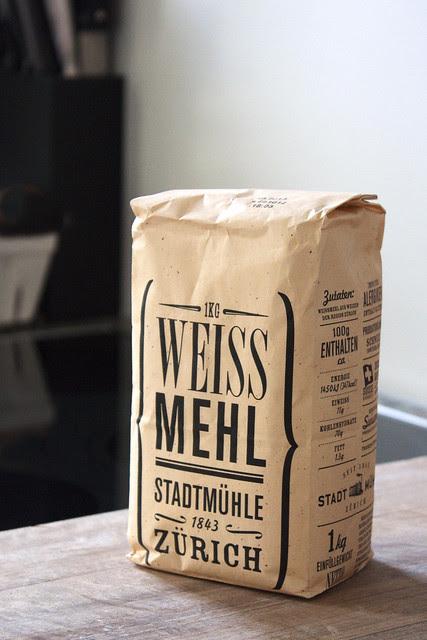 Zürcher Weissmehl von Swissmill