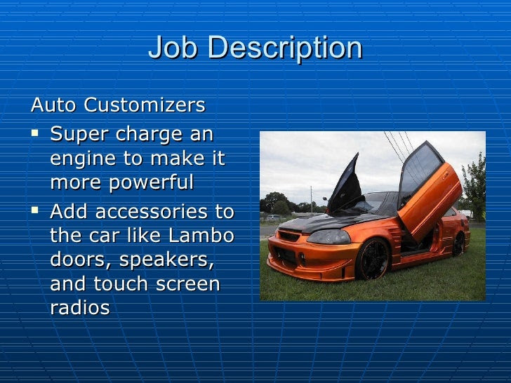 The Career Of Auto Mechanic 2 New