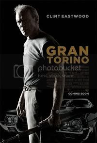 Gran Torino Poster - Clint Eastwood