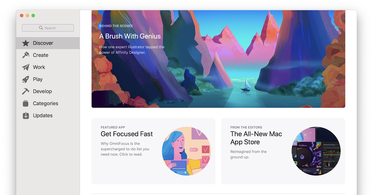 App bundles set to launch on Mac App Store