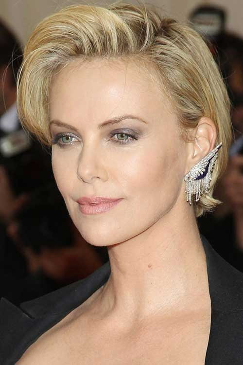 Female Celebrity  Short  Haircuts  2014 2019 Short