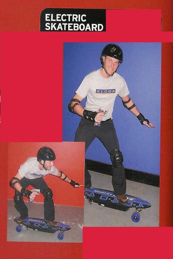 electric skateboards 1  Designs of Distinction