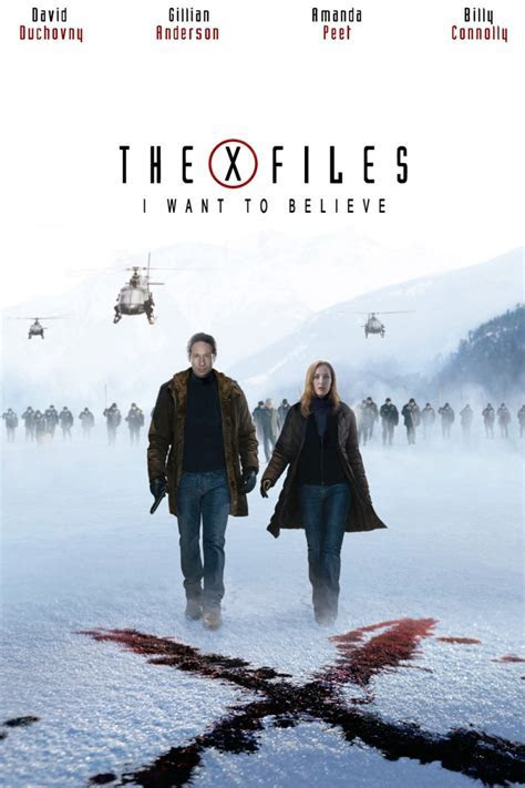 The X Files I Want to Believe (2008) Full English Movie