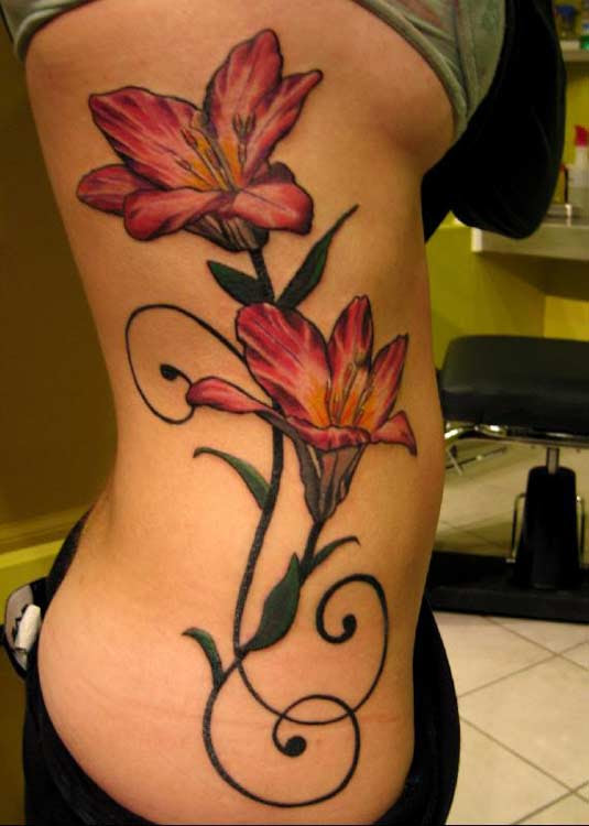 Tattoo motifs that feature lotus flowers also carry a little more meaning to
