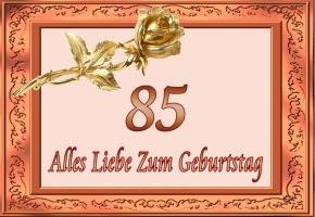 Glückwünsche Zum 85 Geburtstag Oma Trendfrisuren