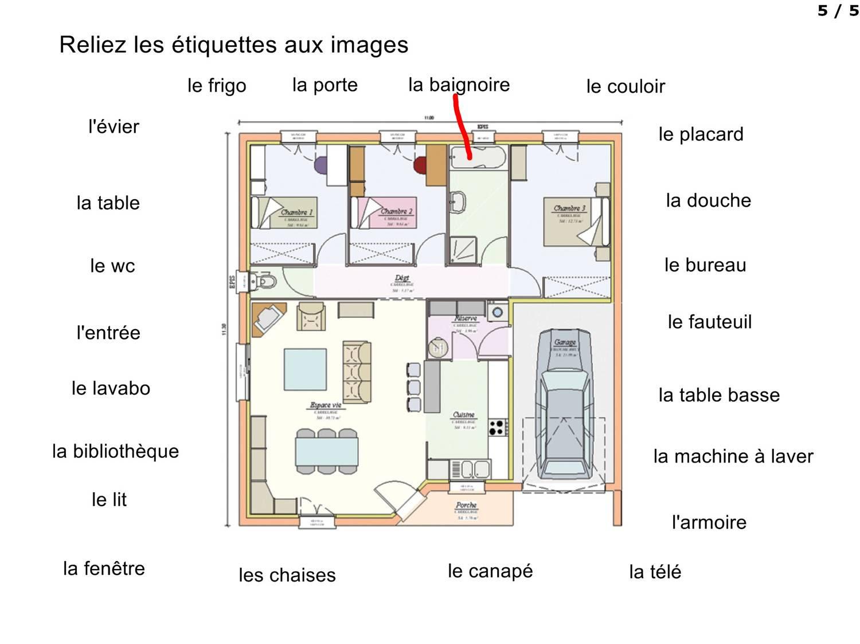 Dom - ćwiczenie 5 - Francuski przy kawie