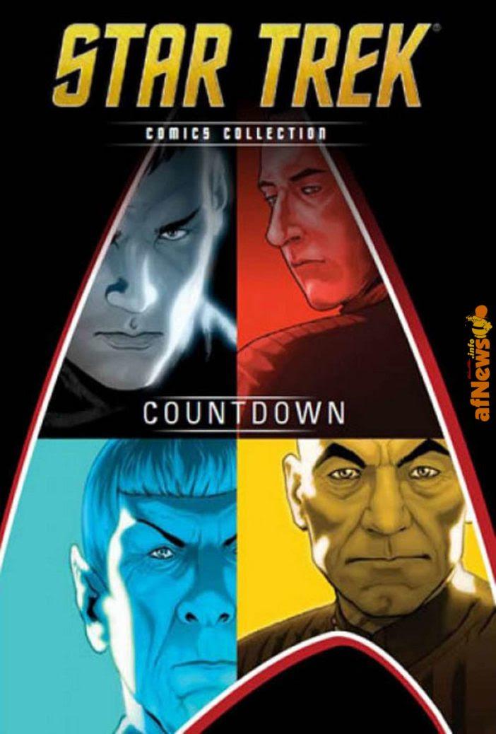 I fumetti di Star Trek in edicola con Gazzetta e Corriere