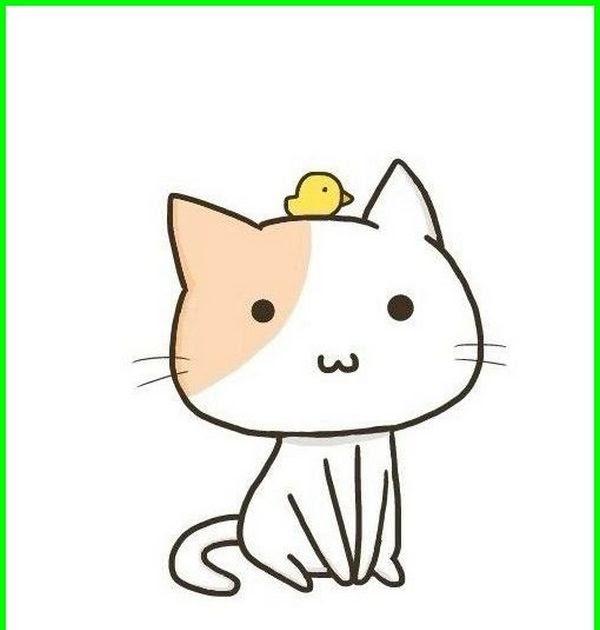 27 Gambar Kucing Kartun Wallpaper Gambar Kartun Ku