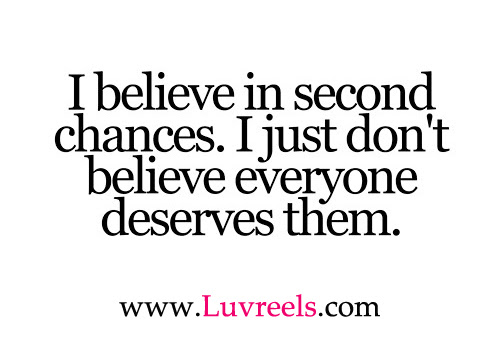 Quotes About Second Chance Love 41 Quotes