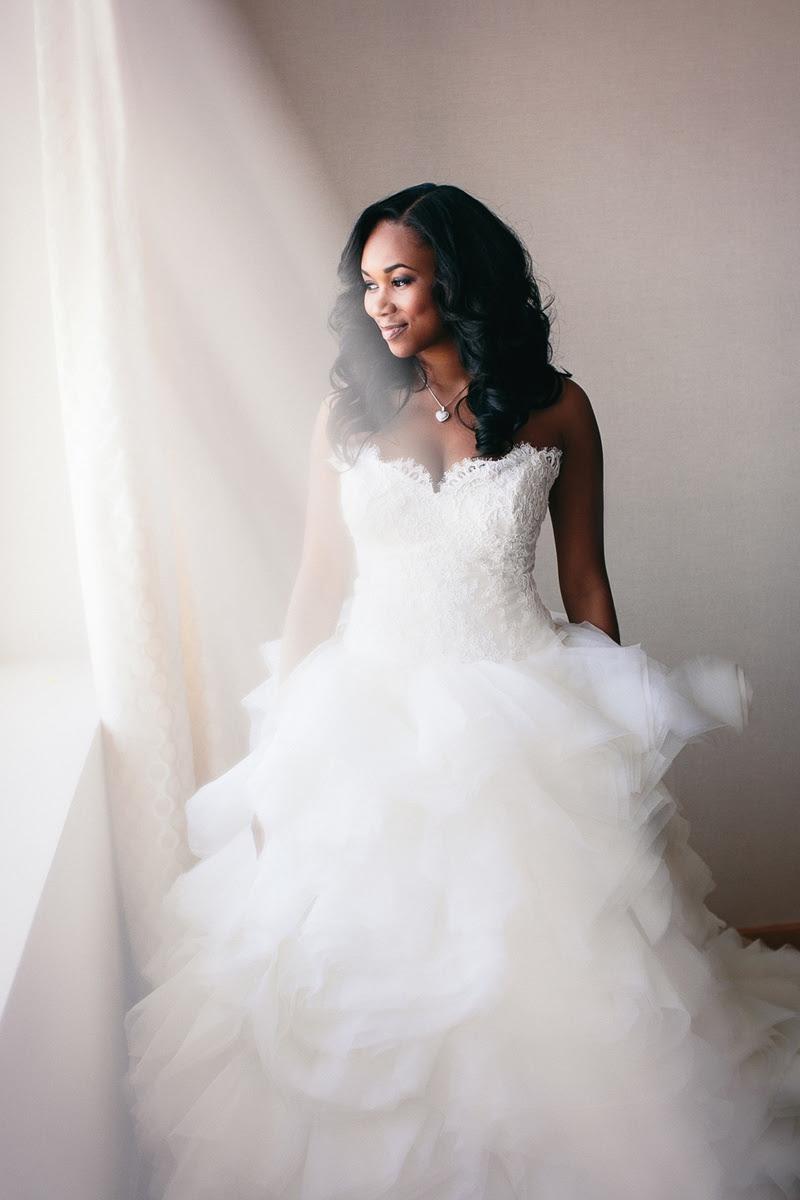 20 African American Wedding Hairstyles Ideas - Wohh Wedding