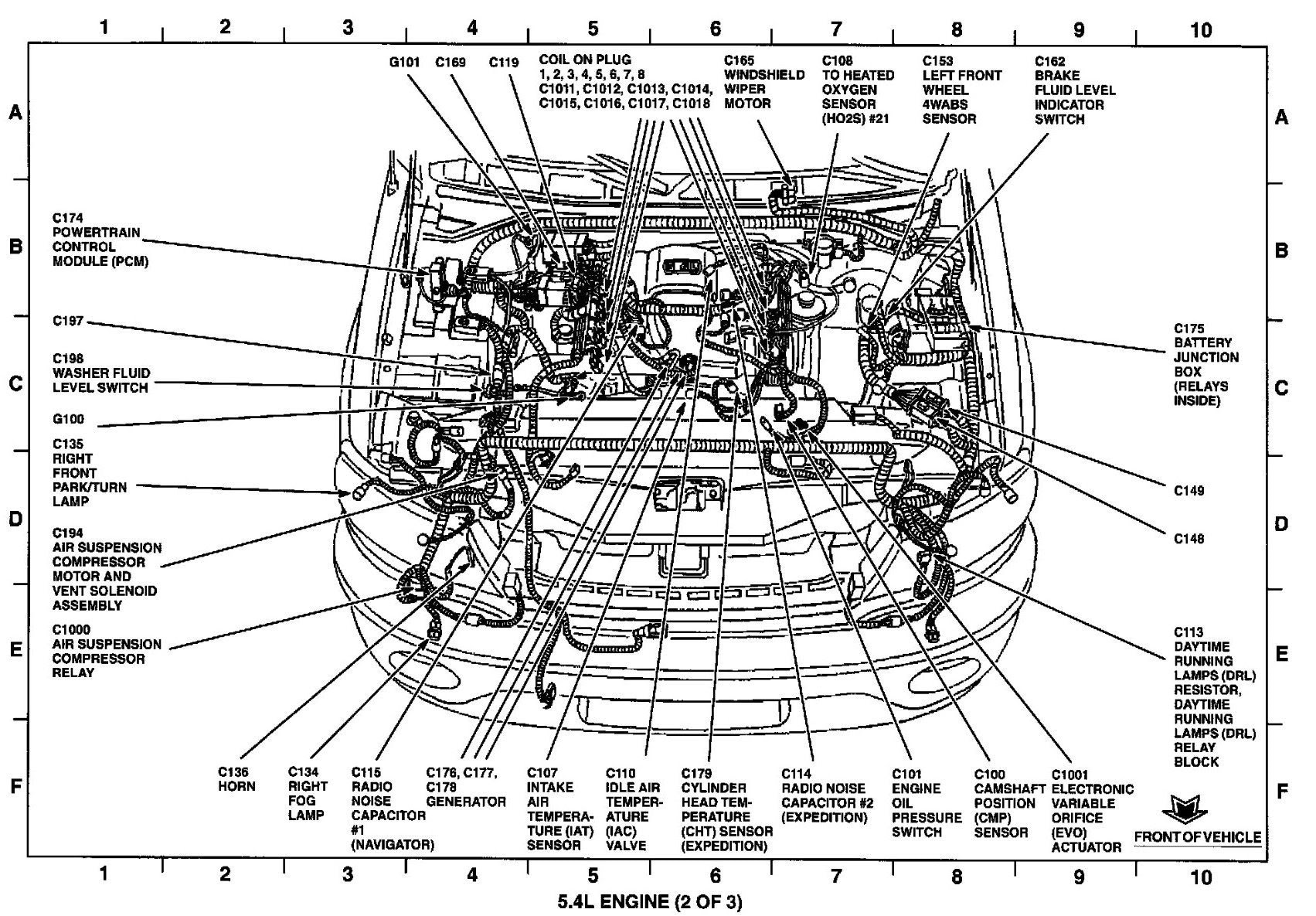 Ford Focu Engine Mount Diagram