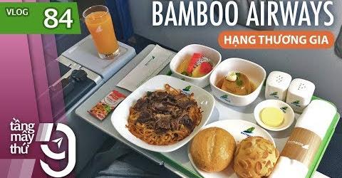 [M9] #84: Hạng thương gia Bamboo Airways có gì hấp dẫn? | Yêu Máy Bay