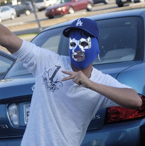 Comic Con 2007: Blue Demon Dodger