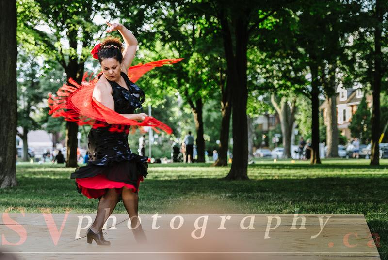 SVPhotography.ca: Carmen Romero &emdash; Dusk Dance