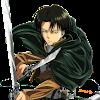 Levi Shingeki No Kyojin Render