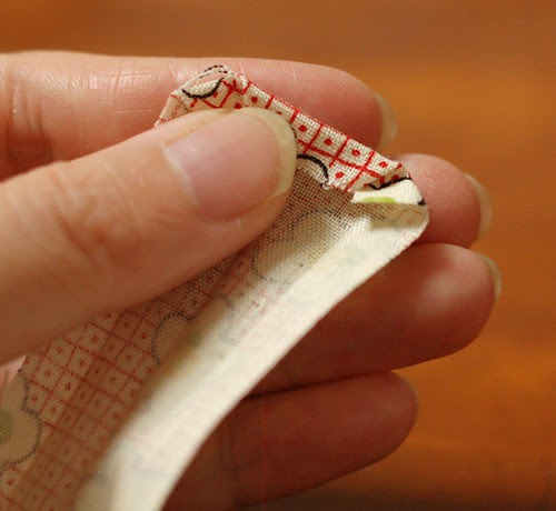 How to make a patchwork string 12